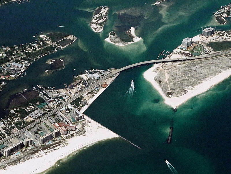 Perdido Pass, Orange Beach, AL