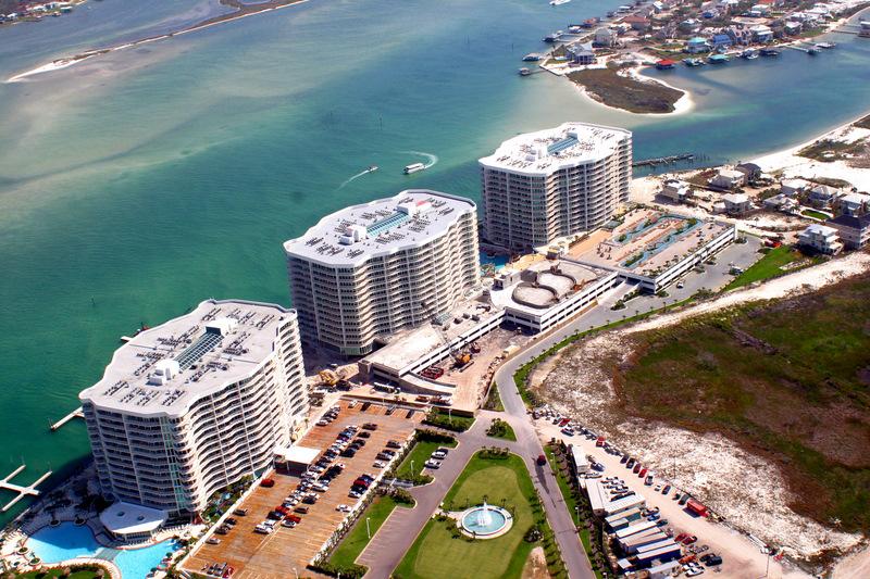 Caribe Resort on PerdidoPass